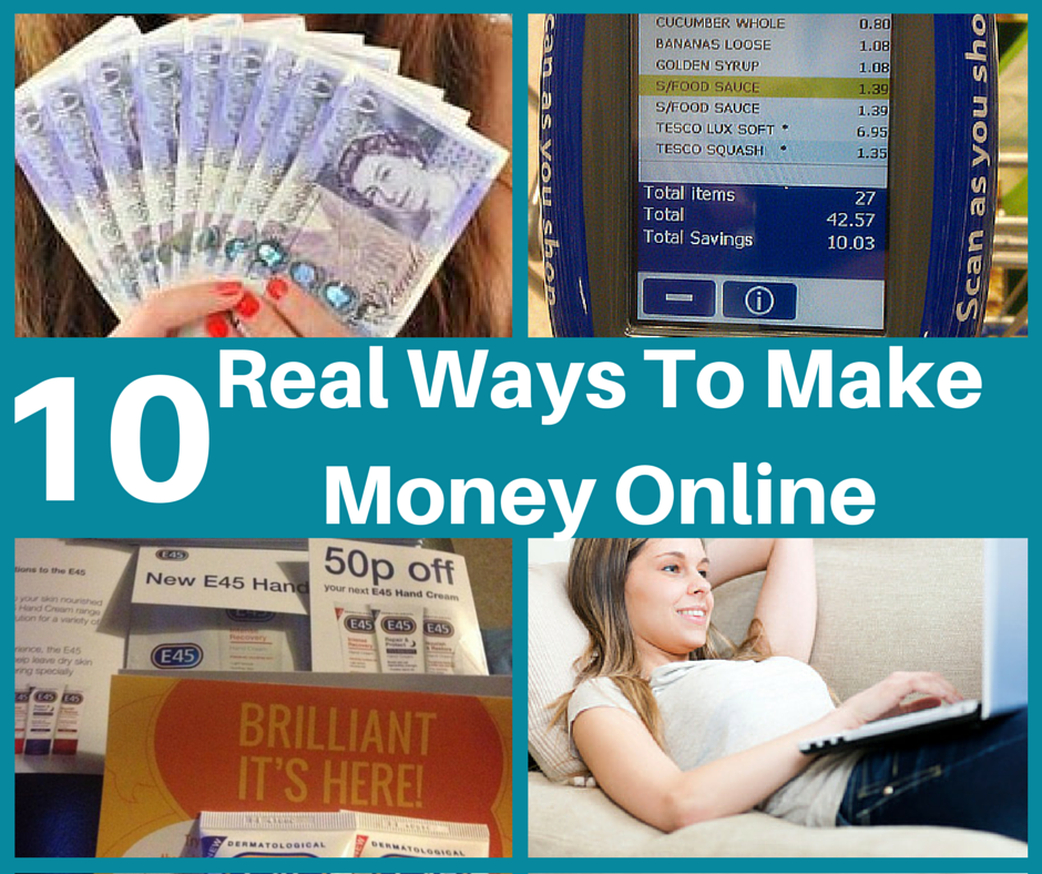 Real ways to make money from home uk home-sing